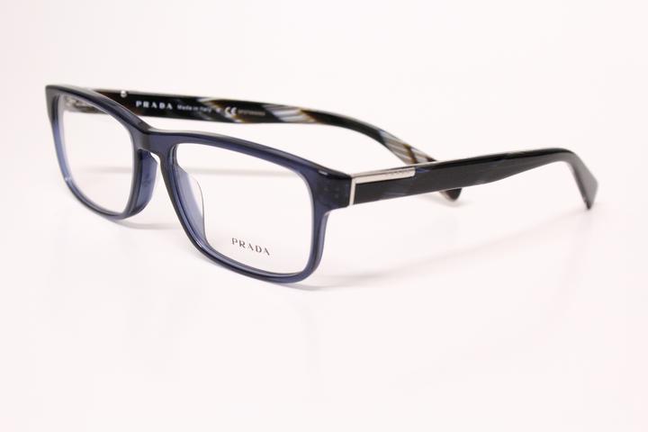 4c22d1723fd2 Acetate, Blue, Eyeglasses Men, Prada, Prescription Generator, Shape BACK TO  Acetate, Blue, Eyeglasses Men, Prada, Prescription Generator, Shape
